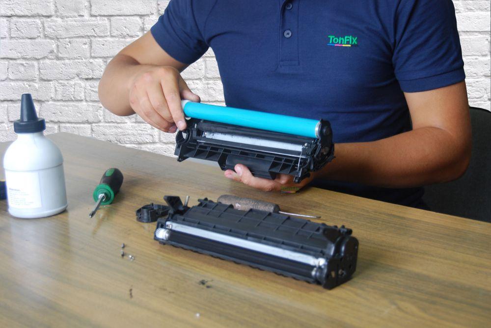 Восстановление картриджа в Киеве лазерных принтеров