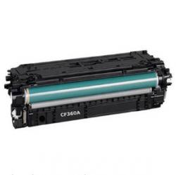 Заправка картриджа HP CF360A (508A)
