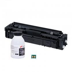 Заправка картриджа Canon 045 black