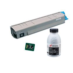 Заправка картриджа OKI C801 / C821 (44643008)