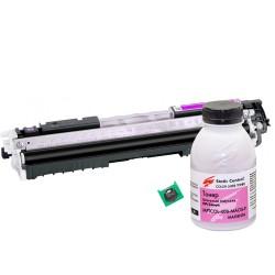 Заправка картриджа Canon 729 magenta (4368B002) пурпурный