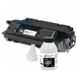 Заправка картриджа HP C4127A (27A)