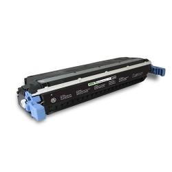 Заправка картриджа HP C9730A (№645A) black