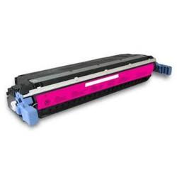 Заправка картриджа HP C9733A (№645A) magenta