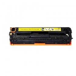 Заправка картриджа HP CB542A (125A) yellow
