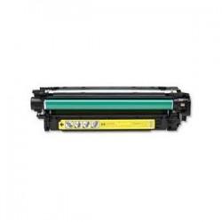 Заправка картриджа HP CE402A (507A) Yellow