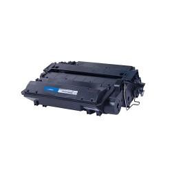 Заправка картриджа HP CE255X (55X)