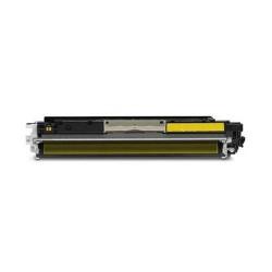 Заправка картриджа HP CE312A (№126A) yellow
