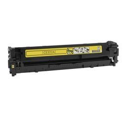 Заправка картриджа HP CE322A (№128A) yellow