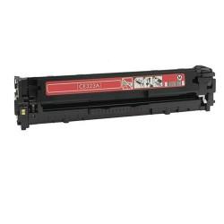 Заправка картриджа HP CE323A (№128A) magenta