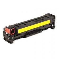 Заправка картриджа HP CE742A (№307A) yellow