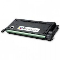 Заправка картриджа Samsung CLP-600N black