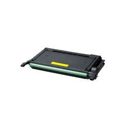Заправка картриджа Samsung CLP-600N yellow