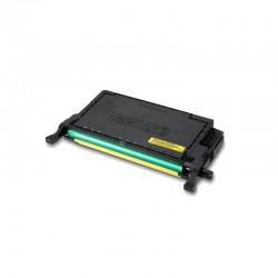 Заправка картриджа Samsung CLT-Y508S yellow