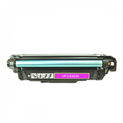 Заправка картриджа HP CE403A (507A) Magenta