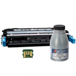 Заправка картриджа HP Q5950A (643A)