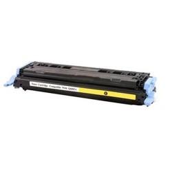 Заправка картриджа HP Q6002A (124A) yellow