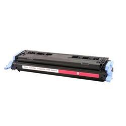 Заправка картриджа HP Q6003A (124A) magenta