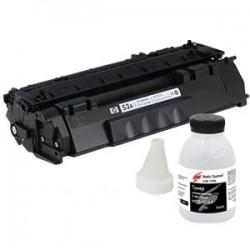 Заправка картриджа HP Q7553A (53A)