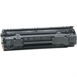 Заправка картриджа HP CE435A (35A)
