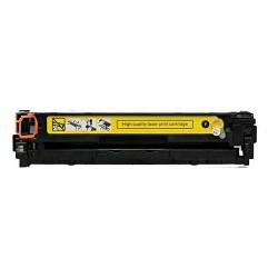 Заправка картриджа HP CF212A (№131A) yellow