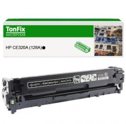 Тонфикс картридж HP CE320A (128A) черный (Black)