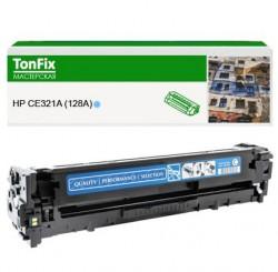 Тонфикс картридж HP CE321A (Cyan)