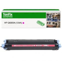 Тонфикс картридж HP Q6003A (124A)